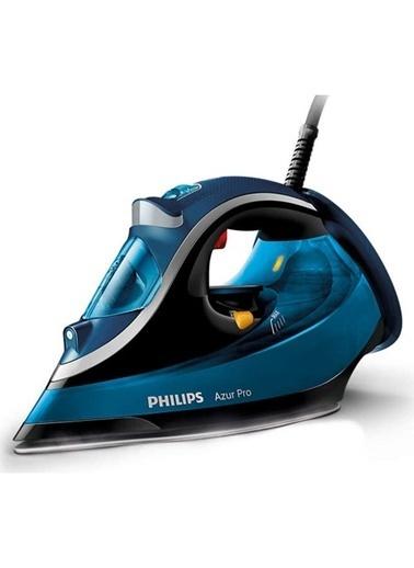 Philips Azur Pro Gc4881/20 Buharlı Ütü T-İonicglide Taban 2800 W Renkli